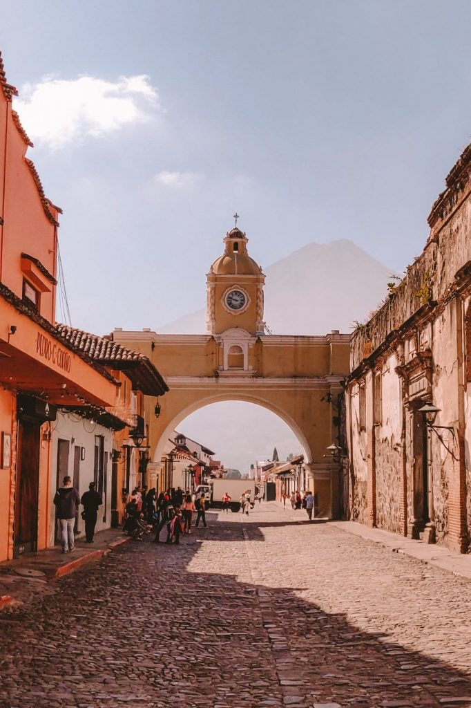 Antigua de Guatemala Arch