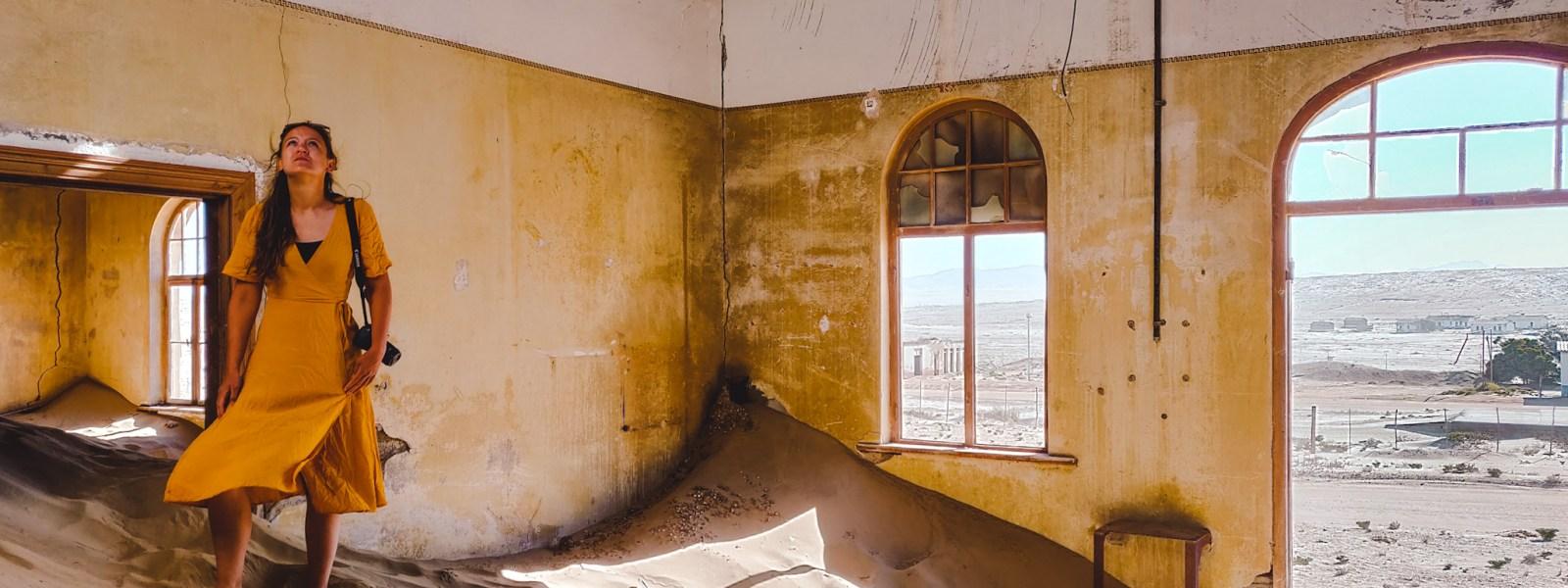 Spookstad Kolmanskop, een uitgebreide travel guide