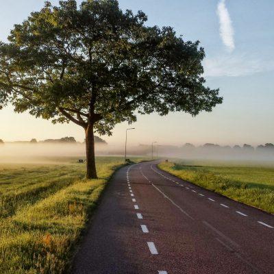 Roadtrip in Nederland