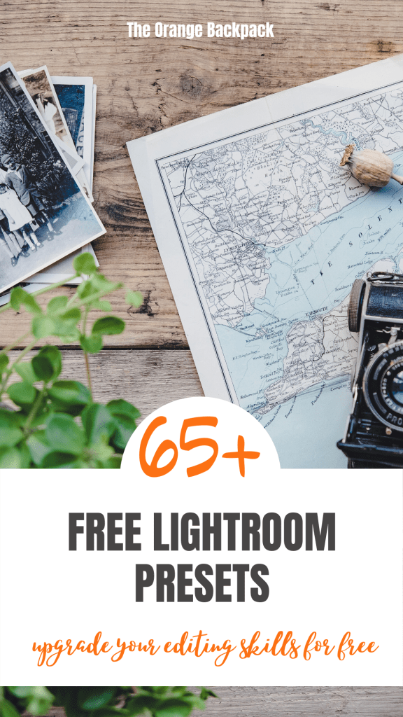 Free lightroom presets by travel bloggers