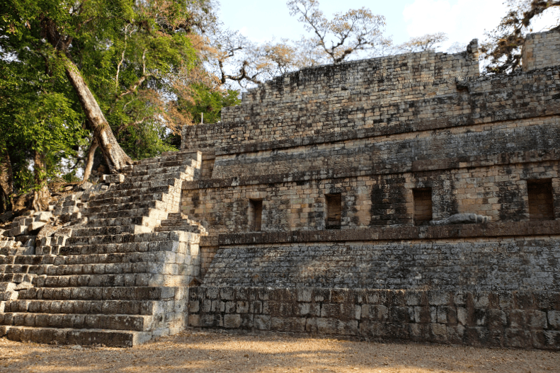 Lost Cities – Copan Ruinas - Buddy The Traveling Monkey