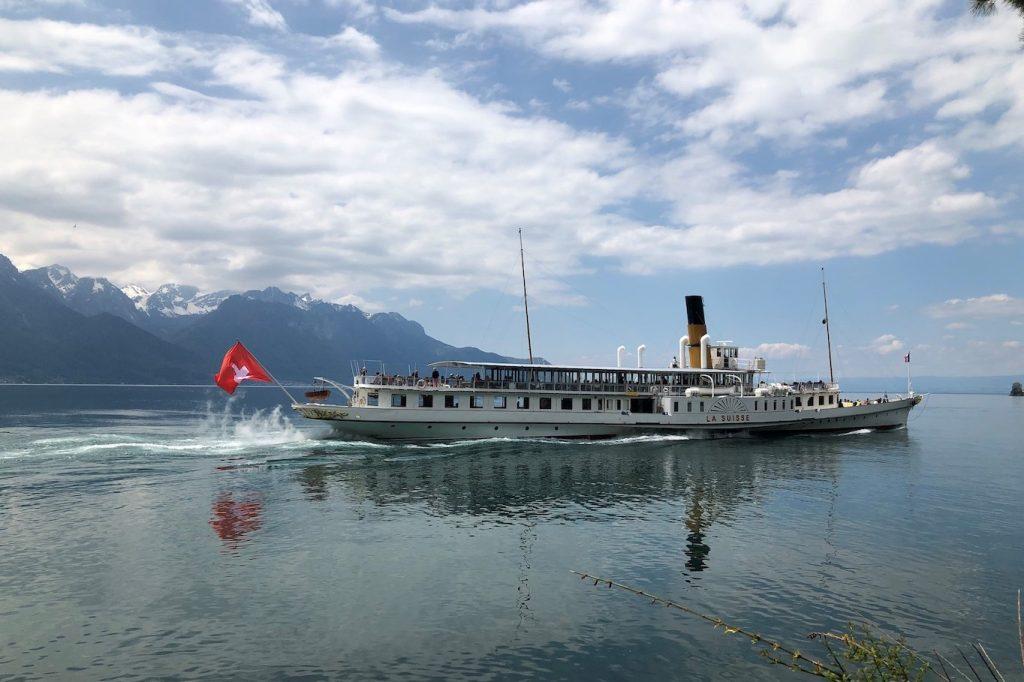 Roadtrip Europa Meer van Genève Zwitserland (1)