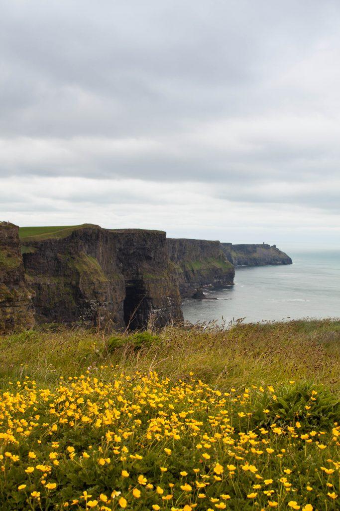Roadtrip Europa Cliffs Of Moher 2-reizen-rond-Ierland