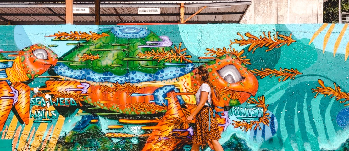 25 best street art cities: unique murals in the world