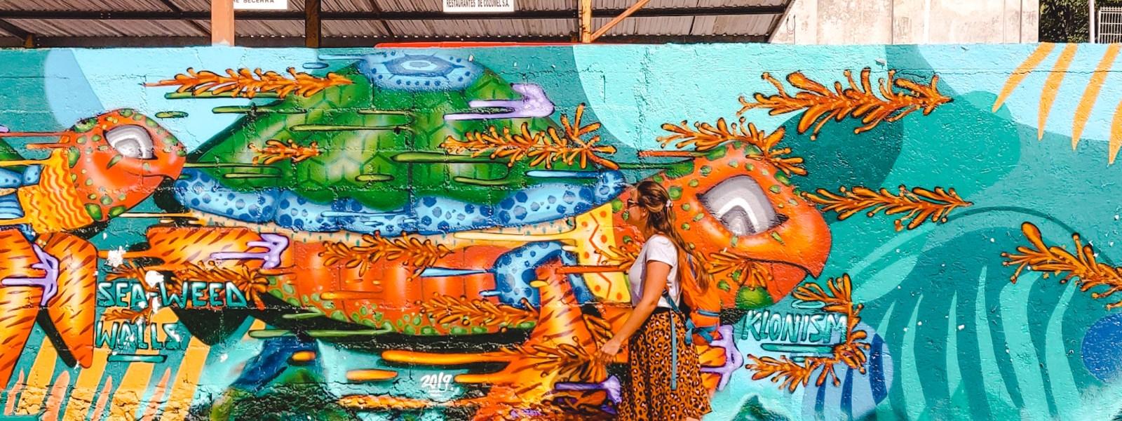 25 best street art cities: unique murals in the world