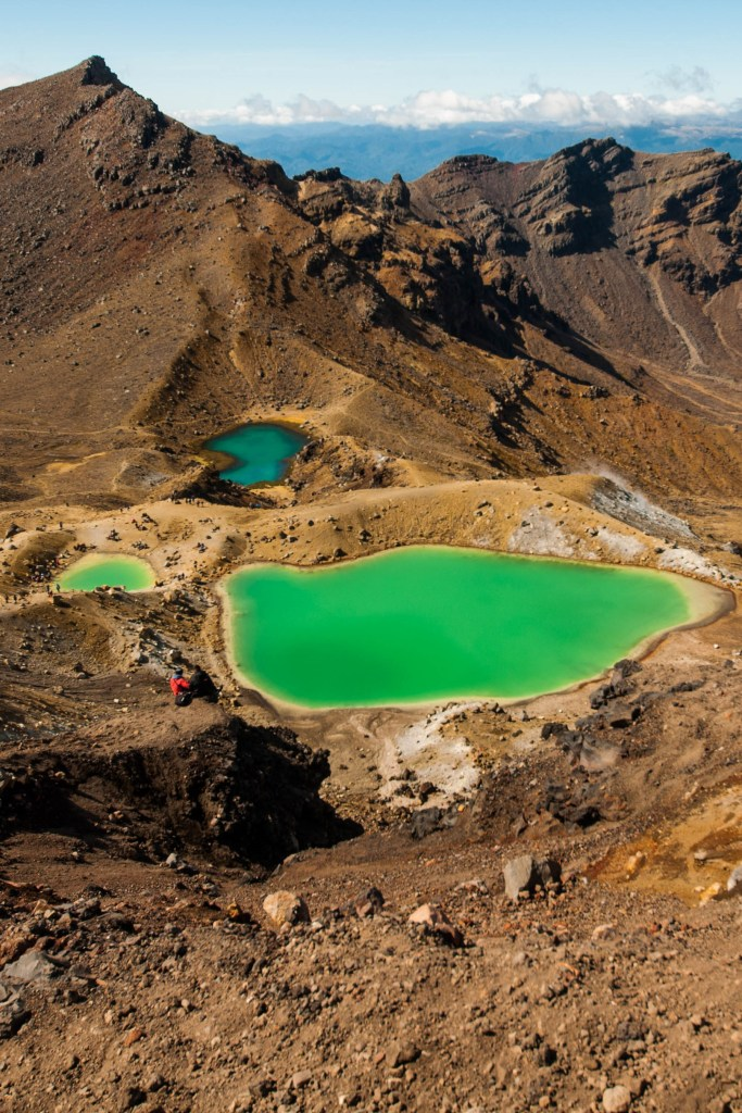 Tongariro National Park in New Zealand | Best volcanoes to visit in the world