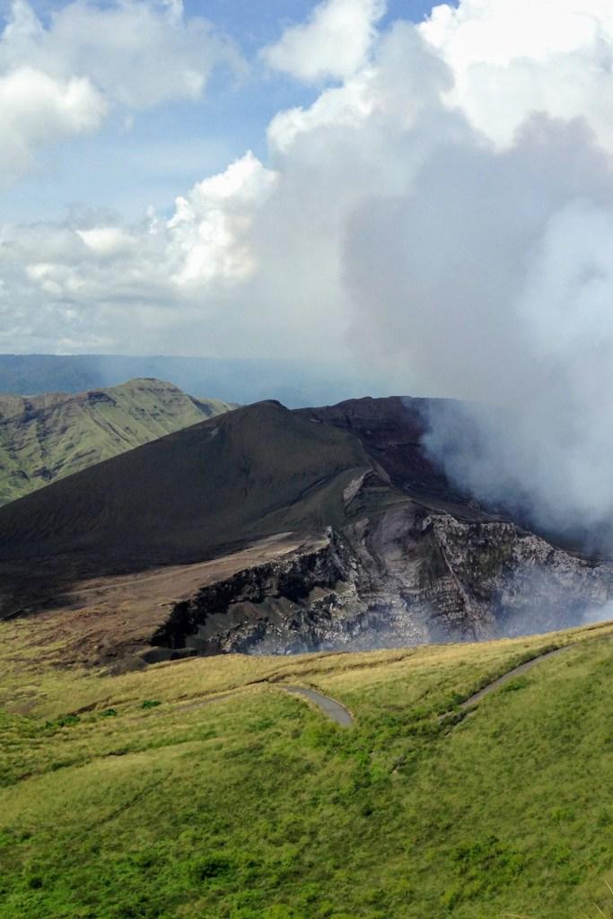 Volcan Masaya - Nicaragua