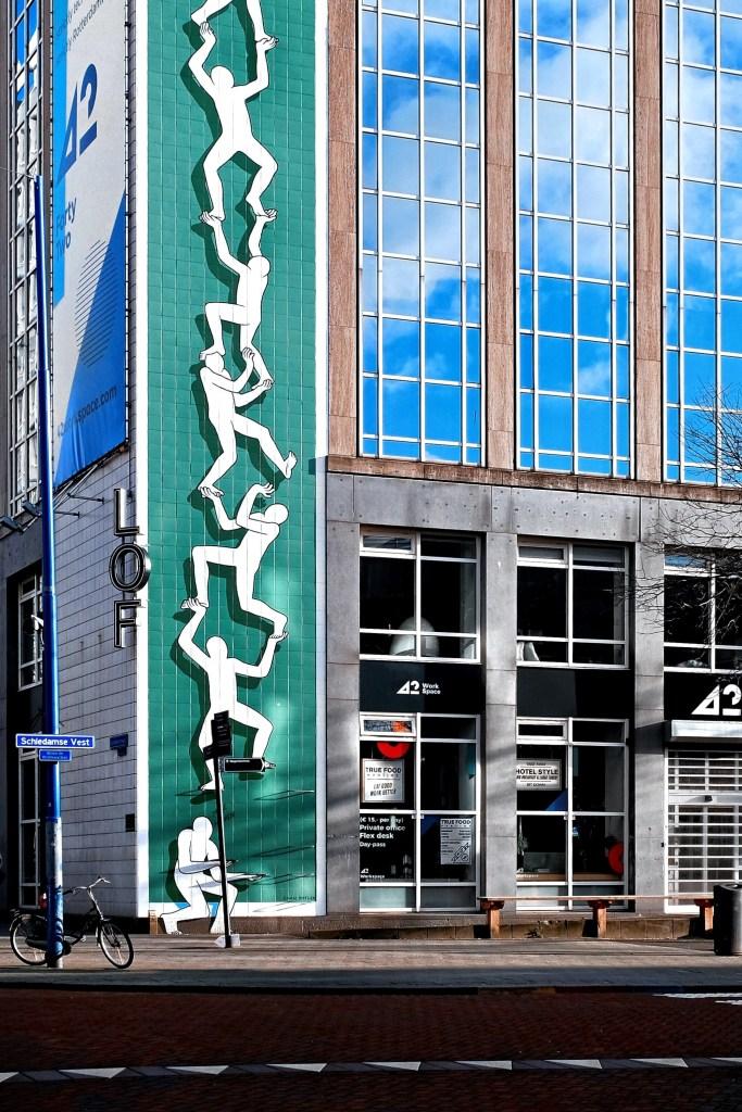 Daan Botlek street art in Rotterdam