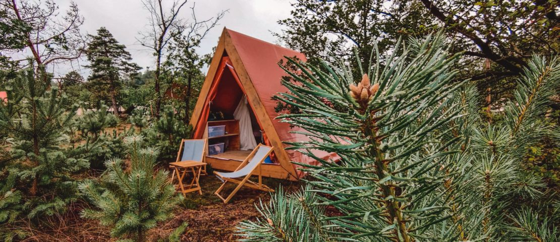 Glamping Veluwe | Glamp Outdoor Camp | Bijzondere overnachting in Nederland