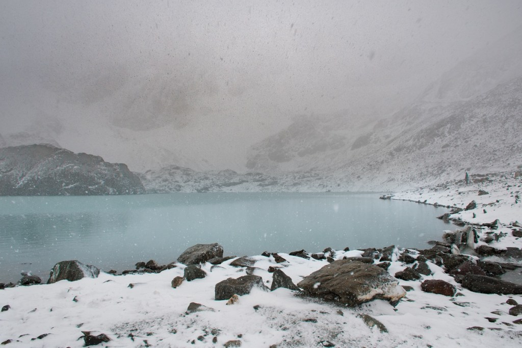 Laguna de Los Tempanos-wandeling in Patagonië