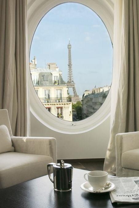 Hotel Metropolitan Eiffeltoren