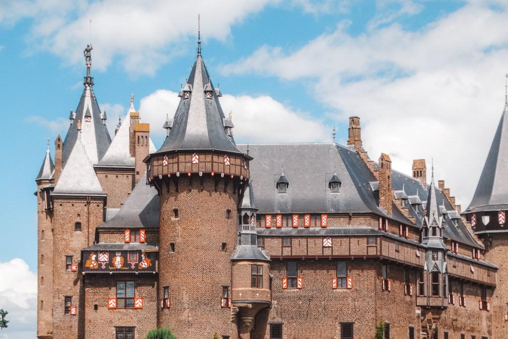 Haarzuylens De Haar Castle, Utrecht