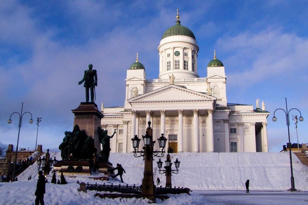 Helsinki | best city in Europe to visit in winter