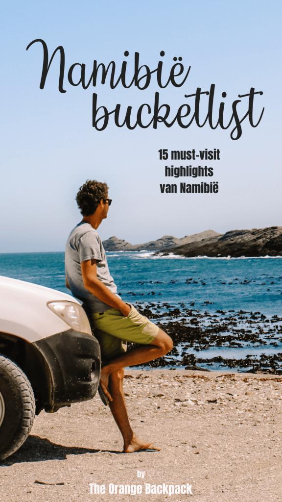 mooiste bezienswaardgheden van Namibie bucketlist highlights