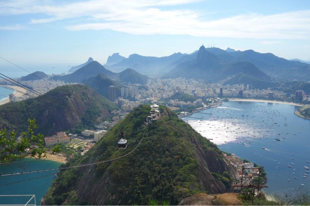 Best place for 30th Birthday - Rio de Janeiro
