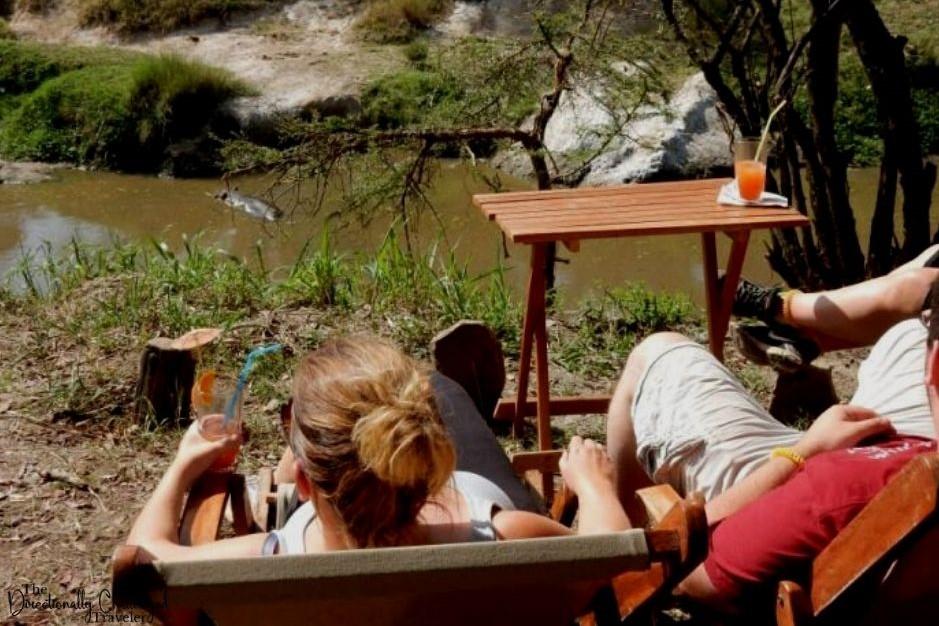 Camping Africa - Kenya 1