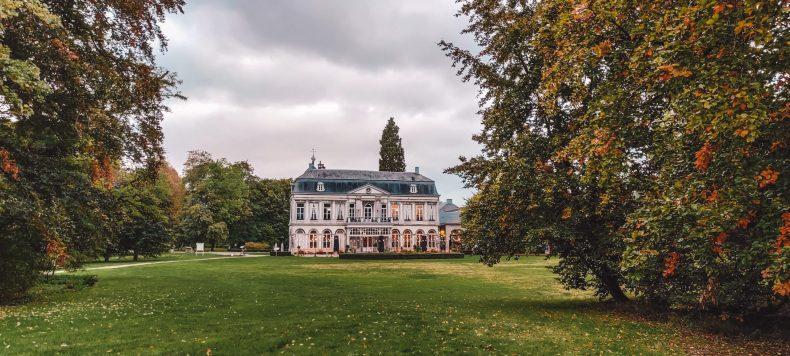 Vaeshartelt: overnachten in een kasteel bij Maastricht
