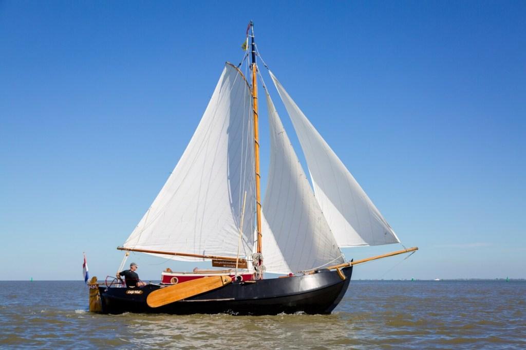 Zeilboot - Airbnb Ameland