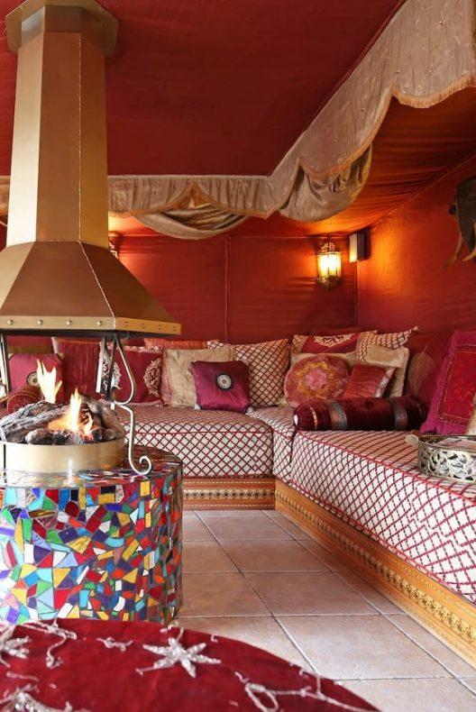 Airbnb met hottub op prive-eiland