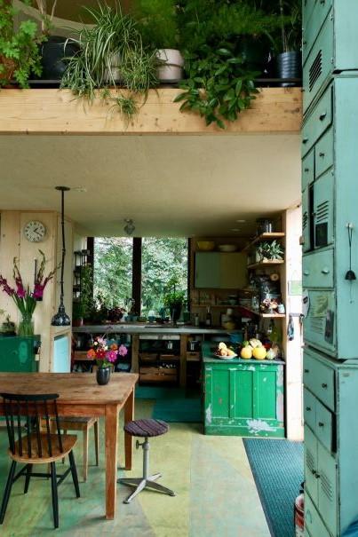 Natuurhuisje in het groen