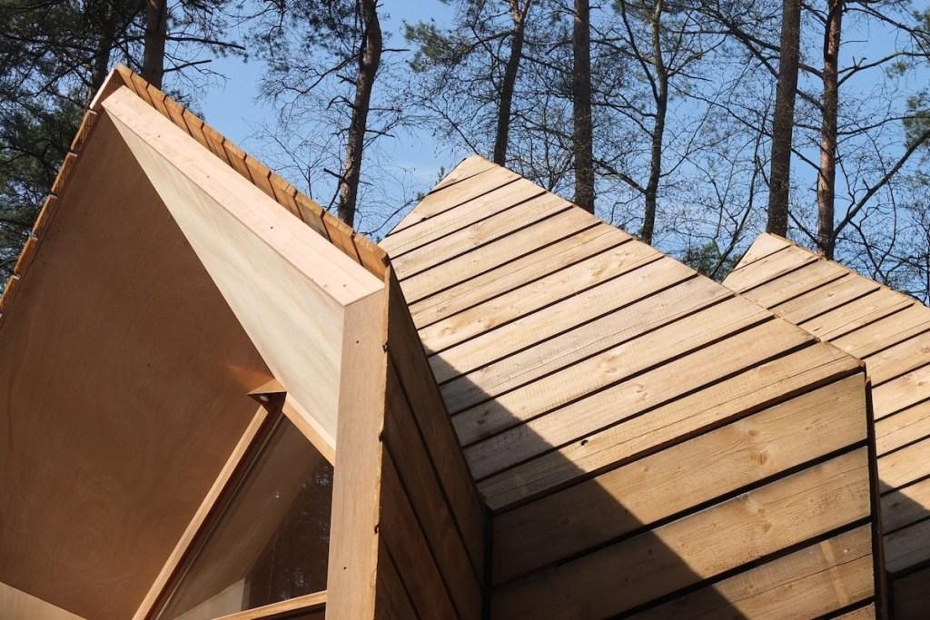 bijzondere airbnb ecolodge tiny house veluwe