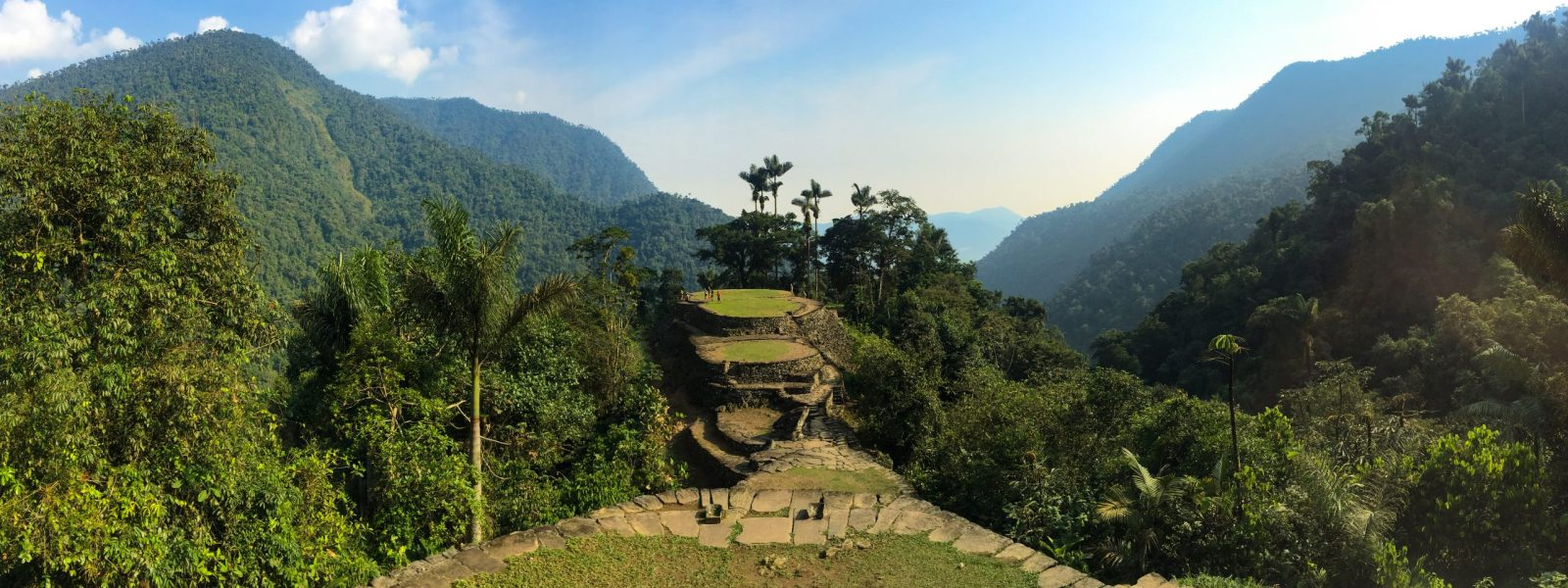 Lost City Trek in Colombia: junglehike naar Ciudad Perdida