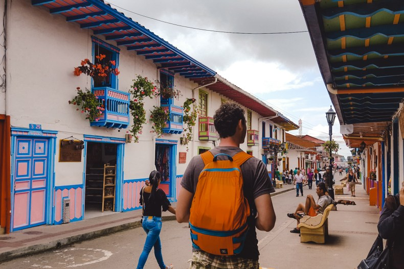 Salento Colombia | Valle de Cocora Colombia