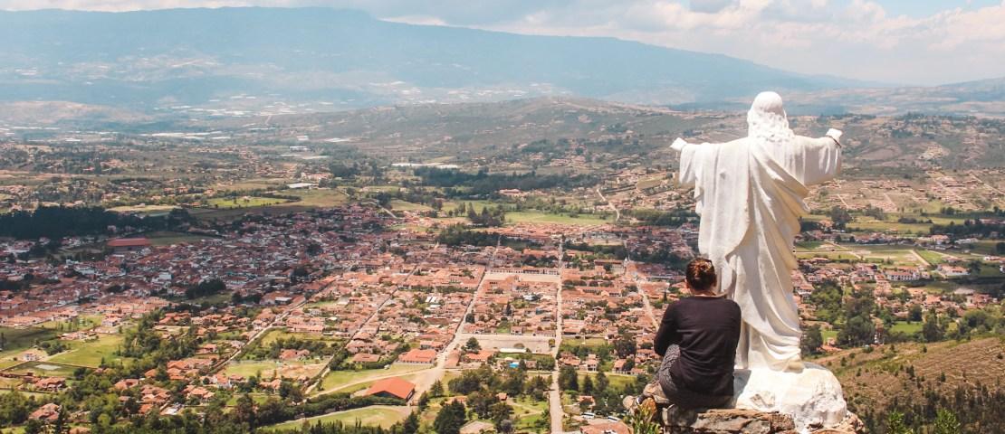 Bezoek Villa de Leyva, fotogeniek wit dorp in Colombia