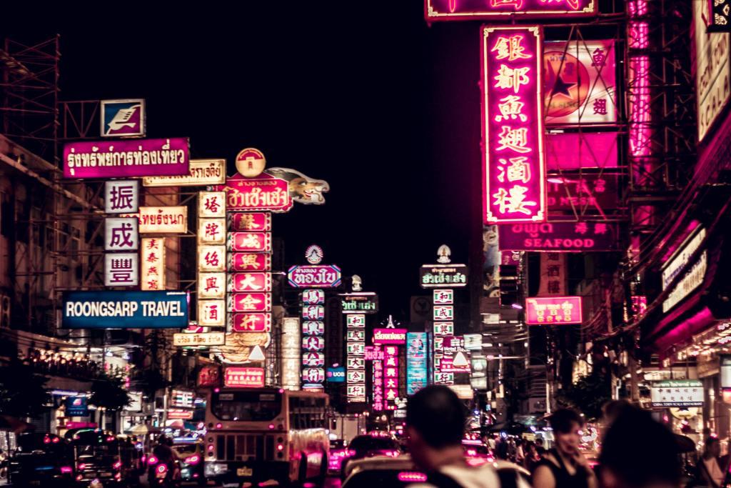 Wie is de mol locaties: Hongkong