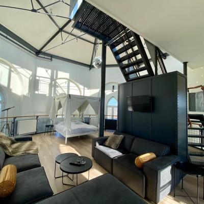Bijzondere overnachtingen - Watertoren Middelburg