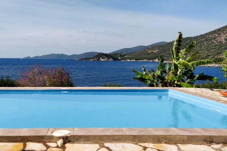 Lefkas Grieks eiland