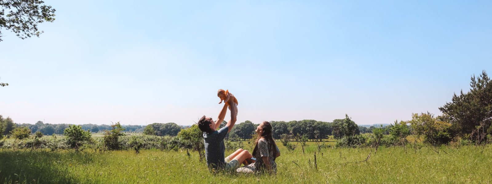 Baby News from a Travel Family