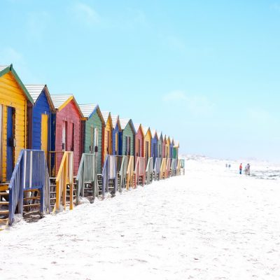 Vakantiehuisjes aan zee strandhuisjes