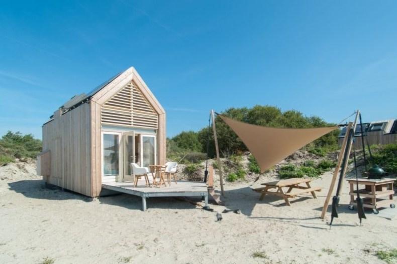 vakantiehuisje aan zee | Ouddorp Grevelingenstrand