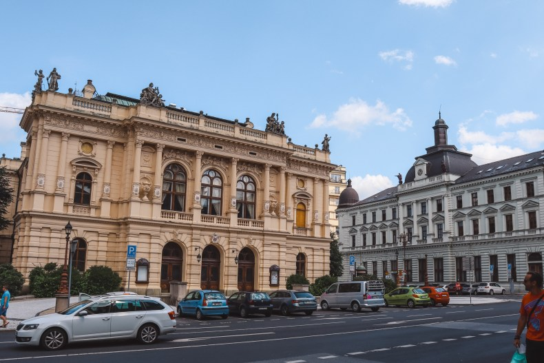 Theater Liberec Tsjechie