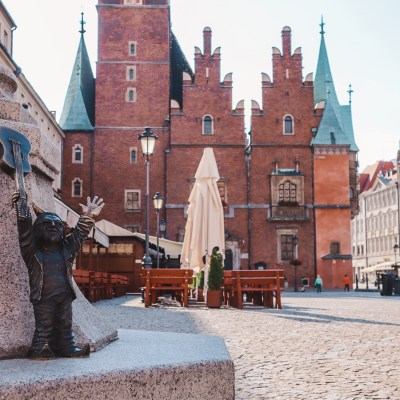 Kabouters Wroclaw | Bezienswaardigheden Wroclaw