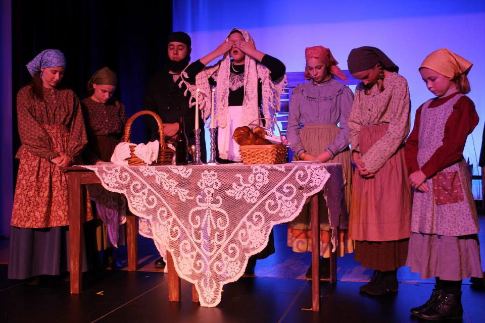 Fiddler on the Roof @ Aldergate Church in Tustin - Review