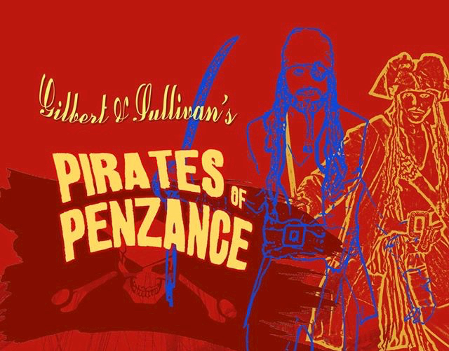 Shakespeare OC presents : Pirates of Penzance @ The Strawberry Bowl in Garden Grove - Review