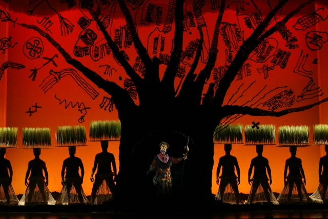 Disney's The Lion King @ Segerstrom Center for the Arts in Costa Mesa - Review