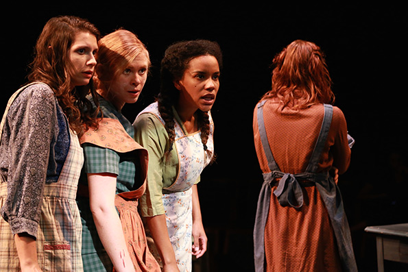 Dancing at Lughnasa @ CSUF in Fullerton - Review