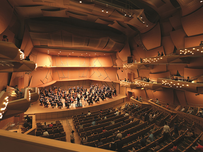 MUSCO CENTER FOR THE ARTS AT CHAPMAN UNIVERSITY OPENS IN MARCH