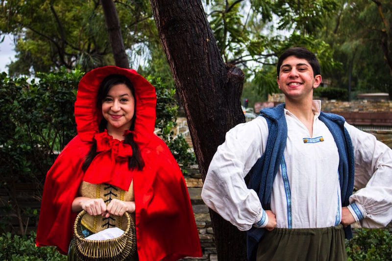 On The Edge Productions presents: Into the Woods @ Laguna Hills Community Center - Review