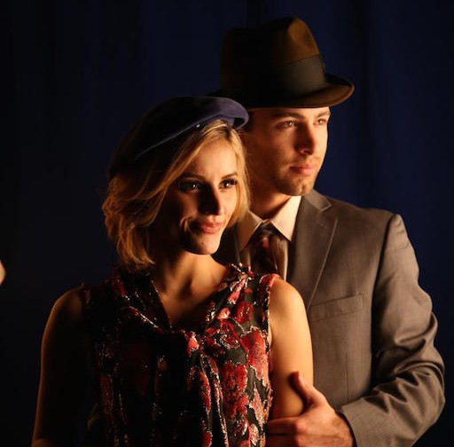 """Curtis Theatre presents """"Bonnie and Clyde: The Musical"""" with a preview today and regular performances beginning tomorrow. Courtney Daniels and Trevor Shor star as the main characters."""