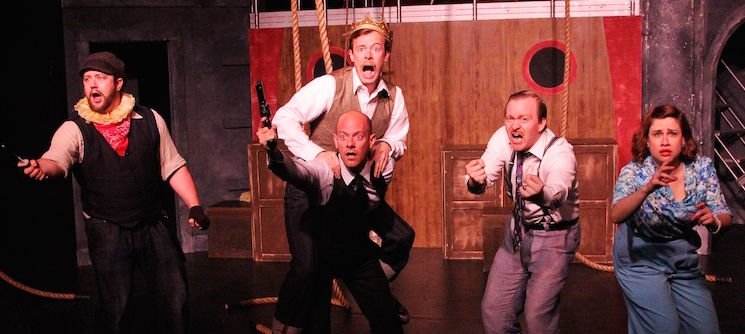 American Coast Theatre Company: Rosencrantz and Guildenstern are Dead @ Vanguard University in Costa Mesa - Review