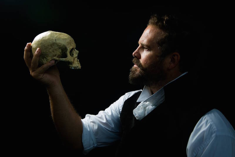 Shakespeare OC presents : Hamlet @ The Strawberry Bowl in Garden Grove - Review