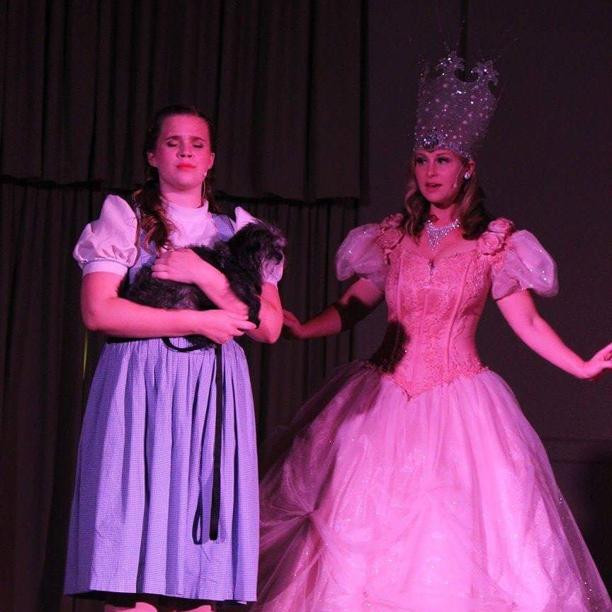 Wizard of Oz @ The Laguna Niguel Community Theatre - Review