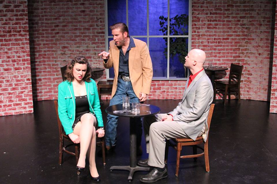 Durang Strikes Again: Beyond Therapy @ The Modjeska Playhouse in Lake Forest - Review