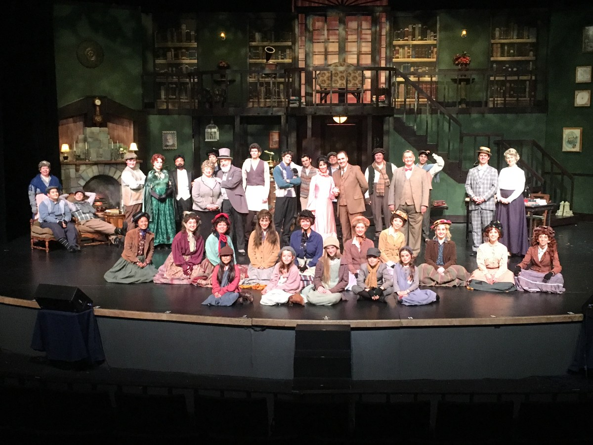 My Fair Lady @ Rose Center Theater in Westminster - Review