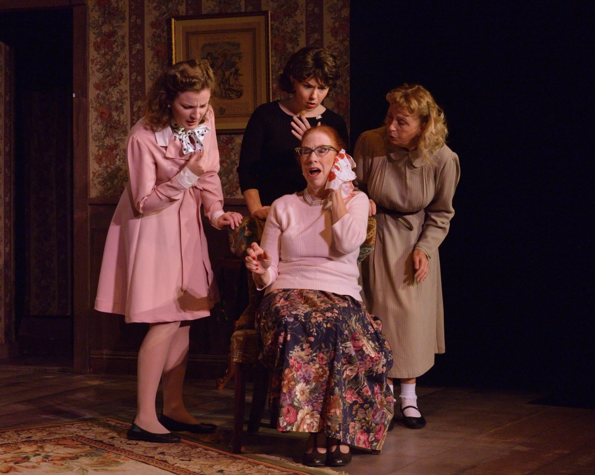 A Murder Is Announced @ Newport Theatre Arts Center - Review