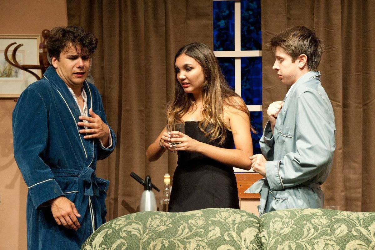 Don't Dress For Dinner @ Huntington Beach Academy for the Performing Arts - Review